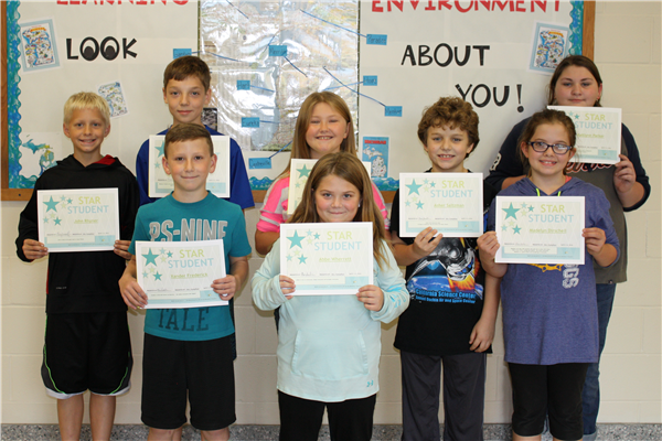 october star students 4-6th