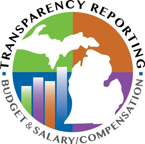 transparency reporting new logo