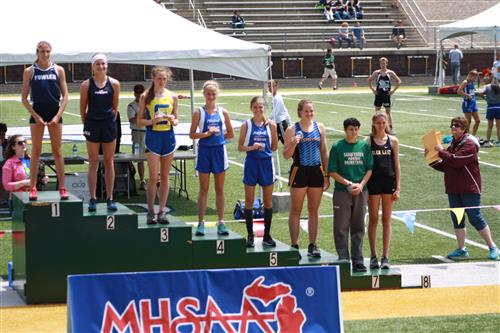 6th Place HJ