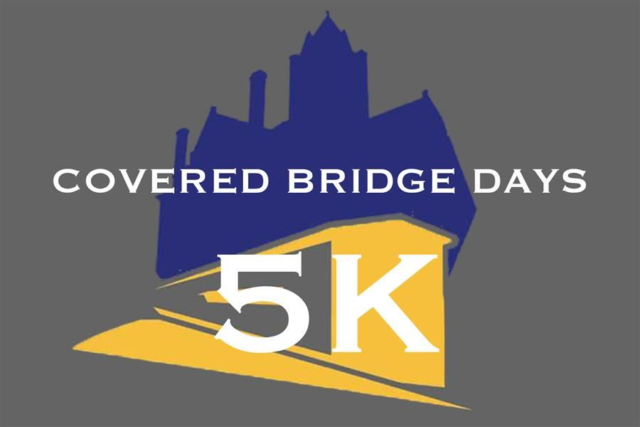 Covered Bridge Days 5K Results