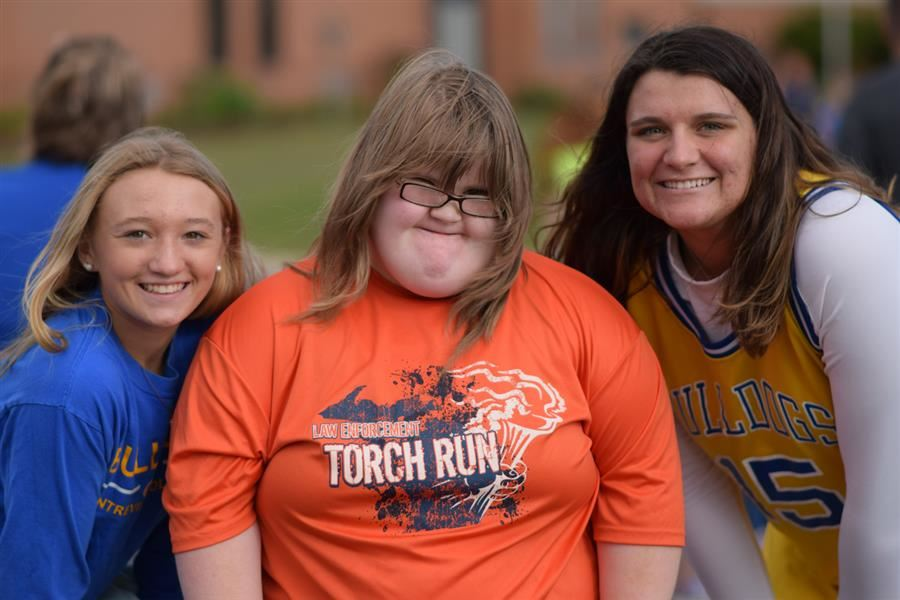 Annual Torch Run a Big Hit!