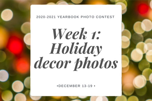 Jr./Sr. High Yearbook Photo Contest