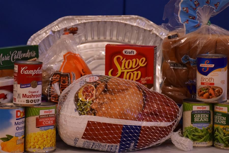 Turkey Drive Supports Local Families